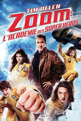 Zoom - L'Académie Des Super-Héros