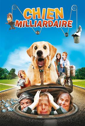 Diamond Dog, Chien Milliardaire