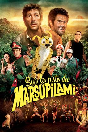 Sur La Piste Du Marsupilami