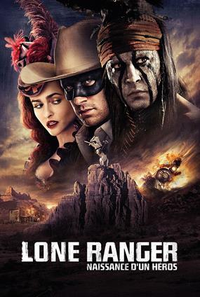 Lone Ranger : Naissance D'Un Héros