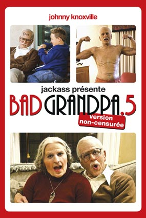 Jackass Presents : Bad Grandpa .5