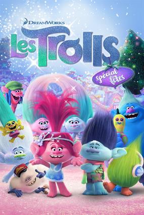 Les Trolls - Spécial Fêtes (+ 3 Épisodes Bonus)