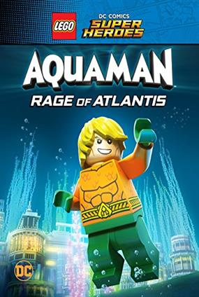 LEGO DC Comics Super Heroes: Aquaman - Rage Of Atlantis