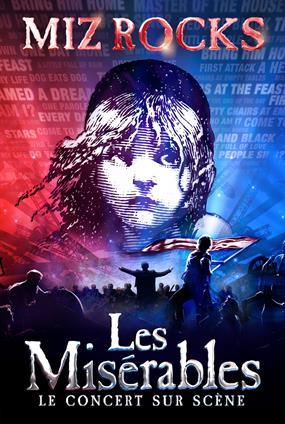 Les Misérables: Le Concert sur scène