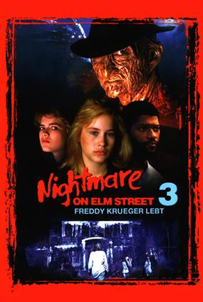 Nightmare On Elm Street 3 : Freddy Krugger Lebt