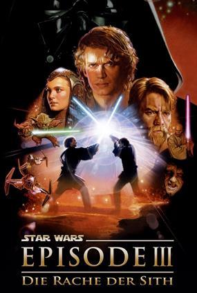 Star Wars III : Die Rache Der Sith