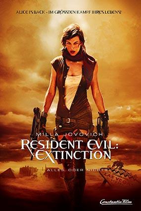 Resident Evil 3 : Extinction