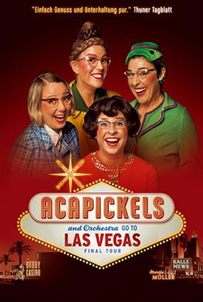 Acapickels And Orchestra Go To Las Vegas : Final Tour