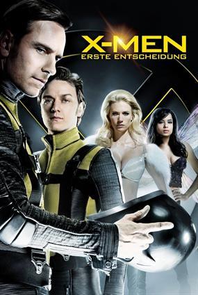 X-Men : Erste Entscheidung