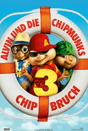 Alvin Und Die Chipmunks 3 : Chipbruch