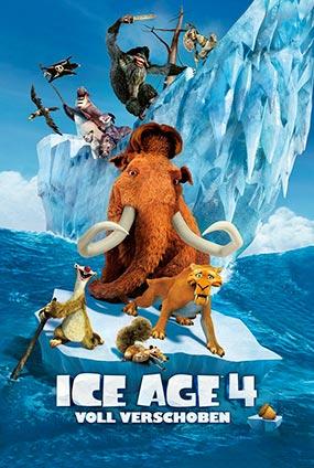 Ice Age 4 : Voll Verschoben