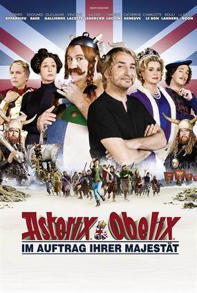 Asterix & Obelix : Im Auftrag Ihrer Majestät