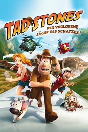 Tad Stones : Der Verlorene Jäger Des Schatzes !