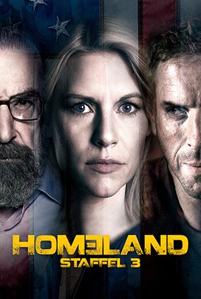 Amazon homeland staffel 6 kaufen