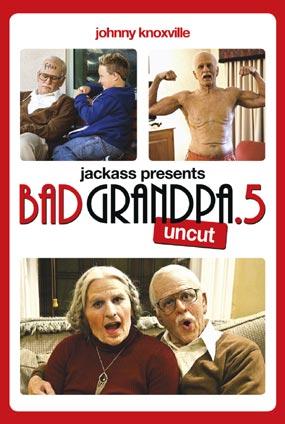 Jackass Presents : Bad Grandpa .5