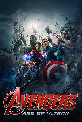 Avengers 2 : Age Of Ultron