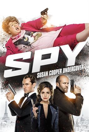 Spy : Susan Cooper Undercover