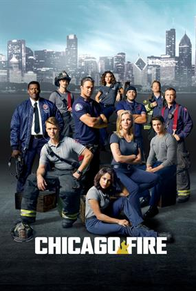 Chicago Fire Staffel 5 Dvd