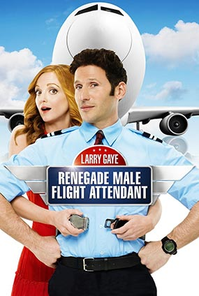 Larry Gaye : Renegade Male Flight Attendant