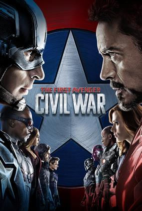 The First Avenger : Civil War