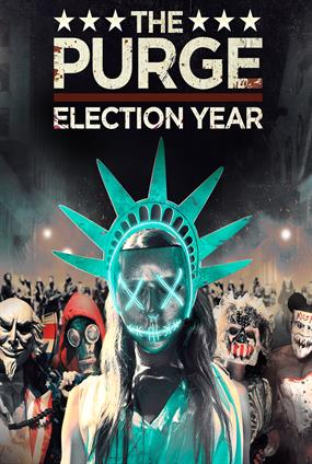 The Purge : Election Year