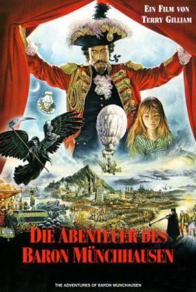 Die Abenteuer Des Baron Münchausen