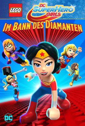 Lego DC Super Hero Girls : Im Bann Des Diamanten