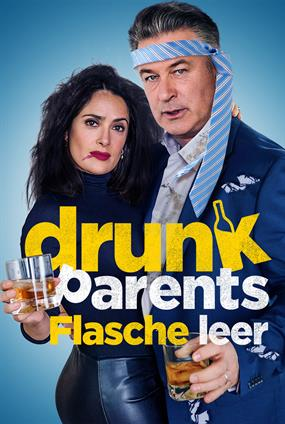 Drunk Parents - Flasche Leer