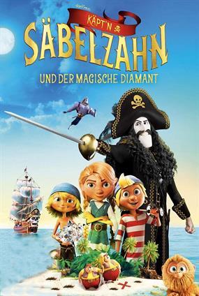 Kaptein Sabeltann og den magiske diamant