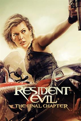 Resident Evil: The Final Chapter - Movie to stream