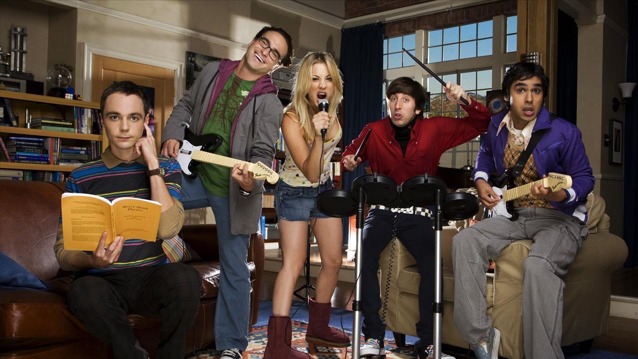 Sheldon datant Amy