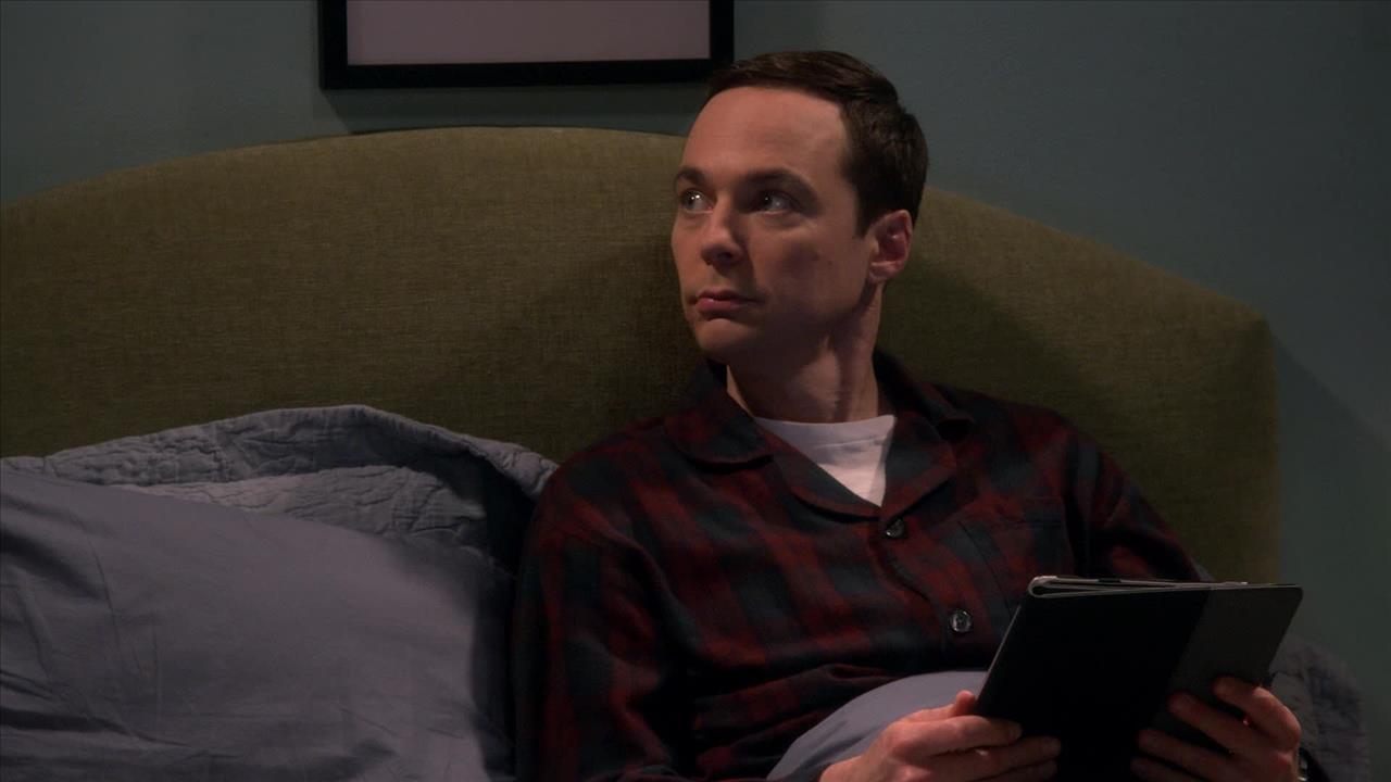 ne Sheldon datant Amy
