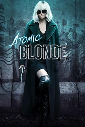 Atomic Blonde Sky