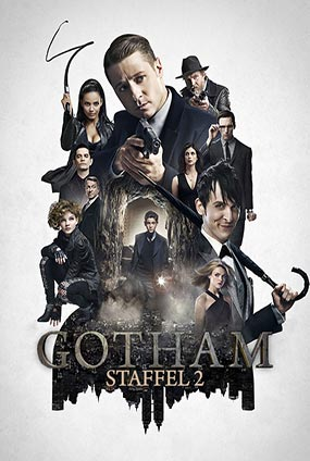 Gotham 2 Staffel Stream
