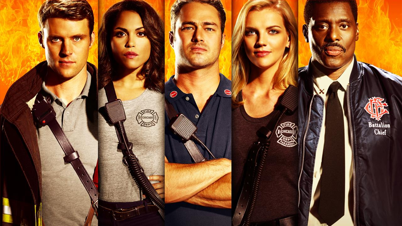 Chicago Fire Staffel 5 Deutsch Stream